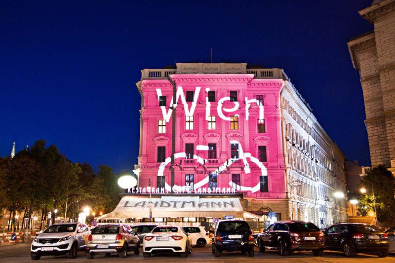 Fahrrad Wien Landtmann Kampagnenstart